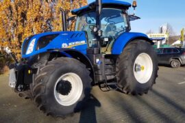 New Holland T7 Autocommand