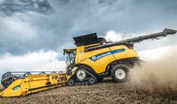 New Holland CR full