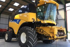 New Holland Kombajn