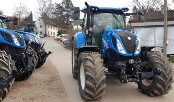 New Holland T6.180 Auto Command SideWinder II full
